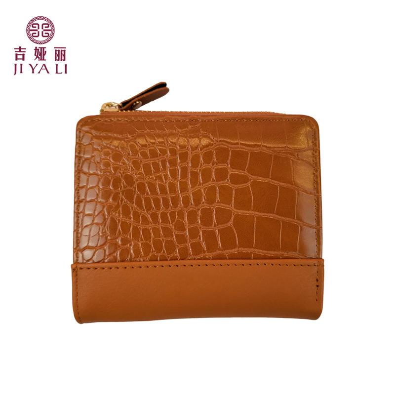 JIYALI short Wallet/coin wallet 28097